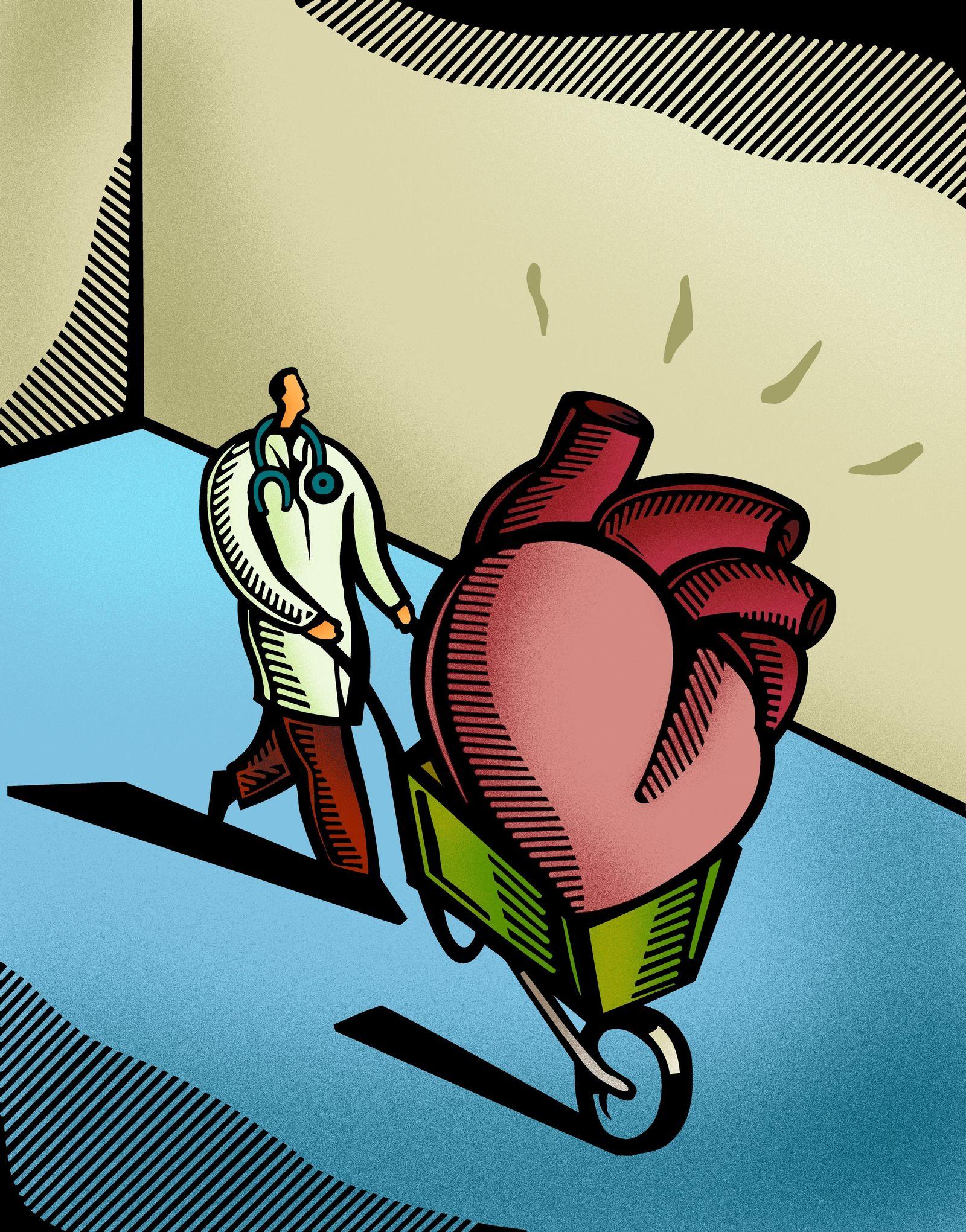 NICHT MEHR VERWENDEN! - Organspende / Organ / Organtransplantation
