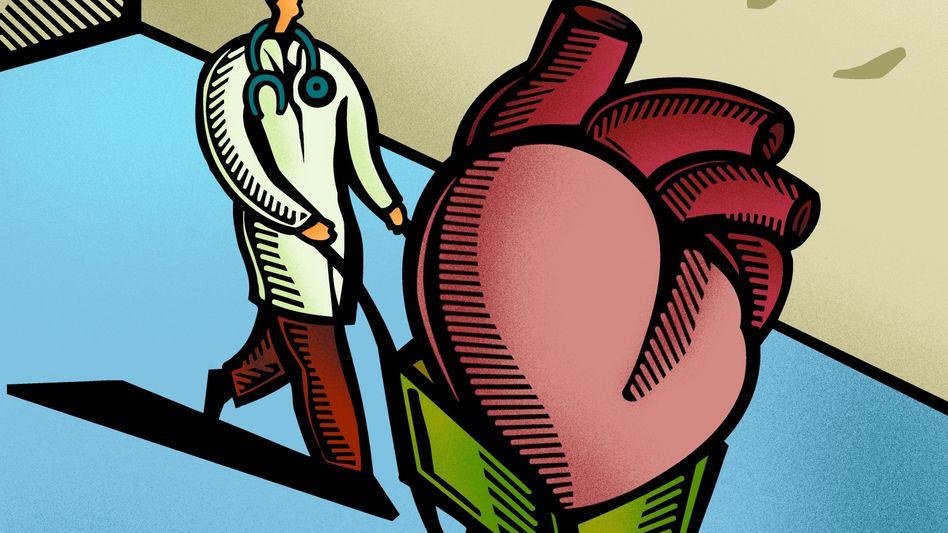 Herz als Organspende: Mehr als hundert Kinder warten auf ein lebensrettendes Organ