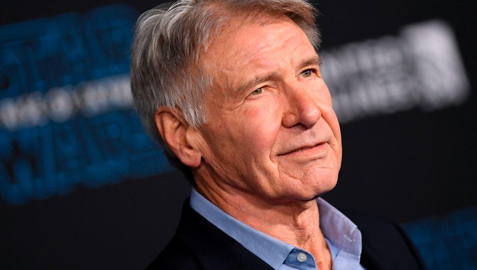 Harrison Ford räumte den Fehler ein
