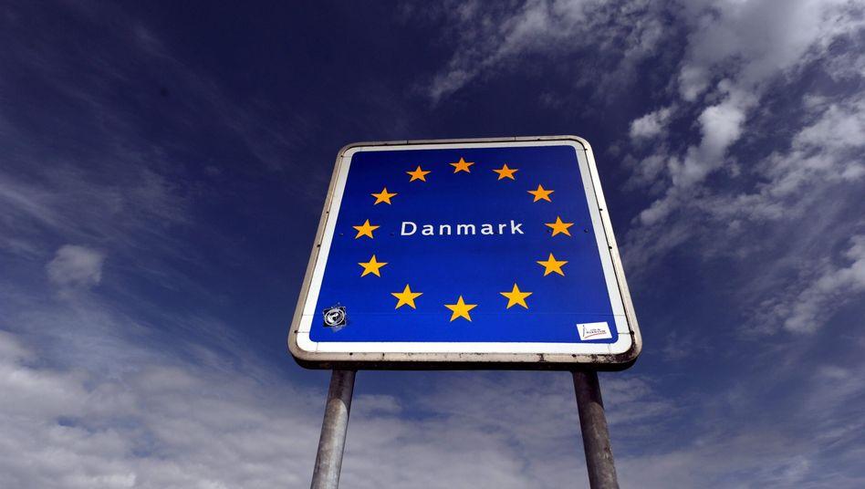 Dänischer Grenzübergang: Scharfe Kritik der EU-Kommission