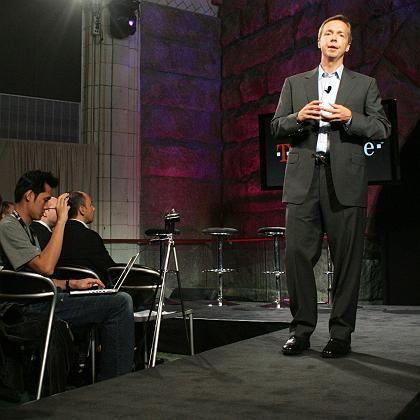 T-Mobile-USA-Cheftechnologe Cole Brodman: Keine Angst vor Hackern