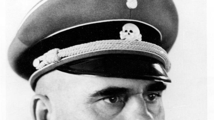 """KZ-Kommandant Adolf Haas: """"Du wirst bei mir der alte Rembrandt!"""""""