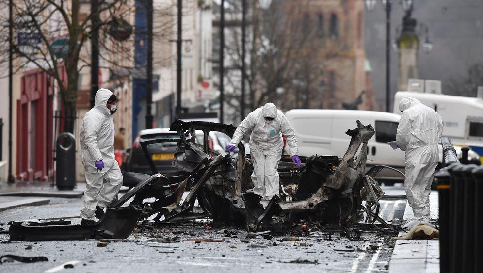 Nordirlands protestantischer Terror: Anders, aber kaum weniger tödlich