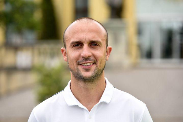 Sergej Evljuskin: Heute spielt er bei Hessen Kassel