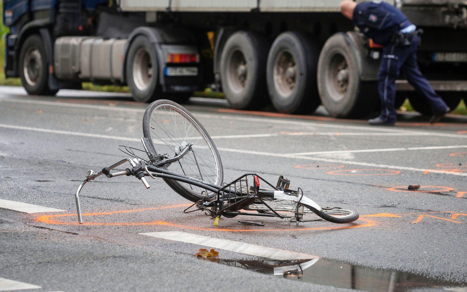Fahrradtote / Unfall Fahrrad