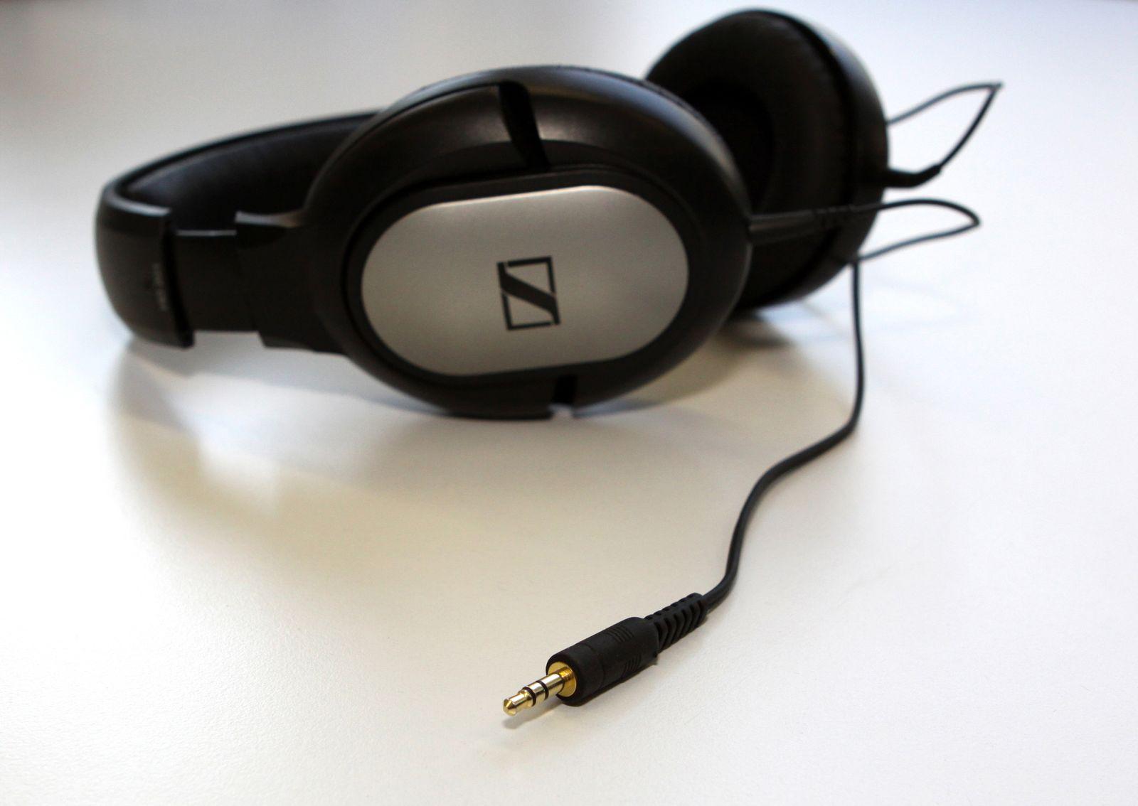 Klinkenstecker / Kopfhörer