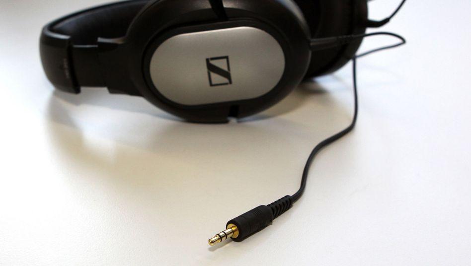 Klinkenstecker: Der 3,5 Millimeter-Stecker soll bald Standard werden