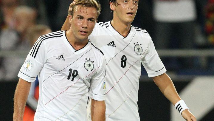 Qualifikations-Bilanz der DFB-Elf: Souveräne Siege, ein spektakuläres Remis
