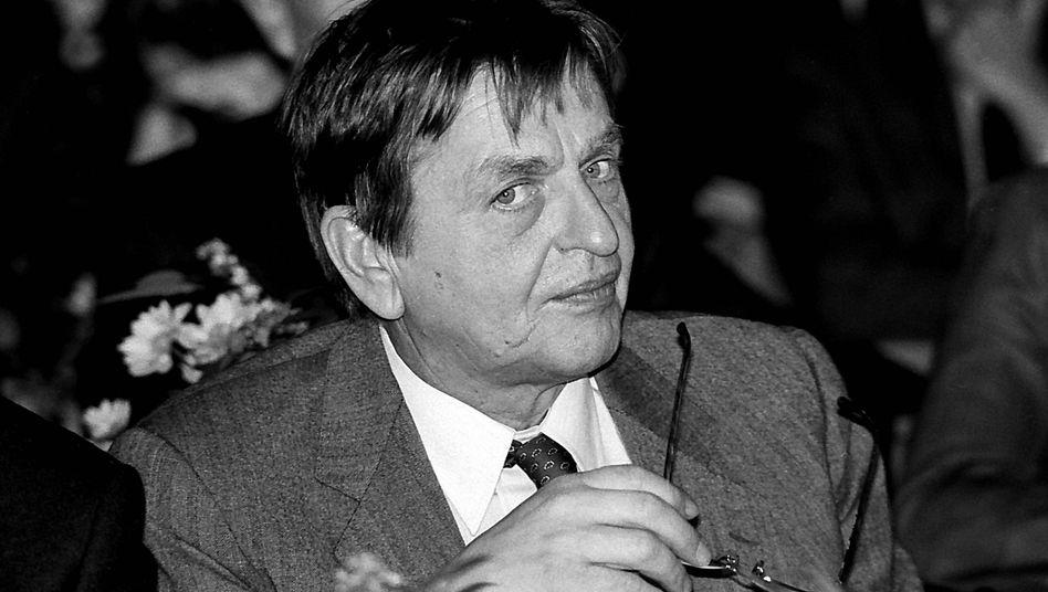 Premier Olof Palme