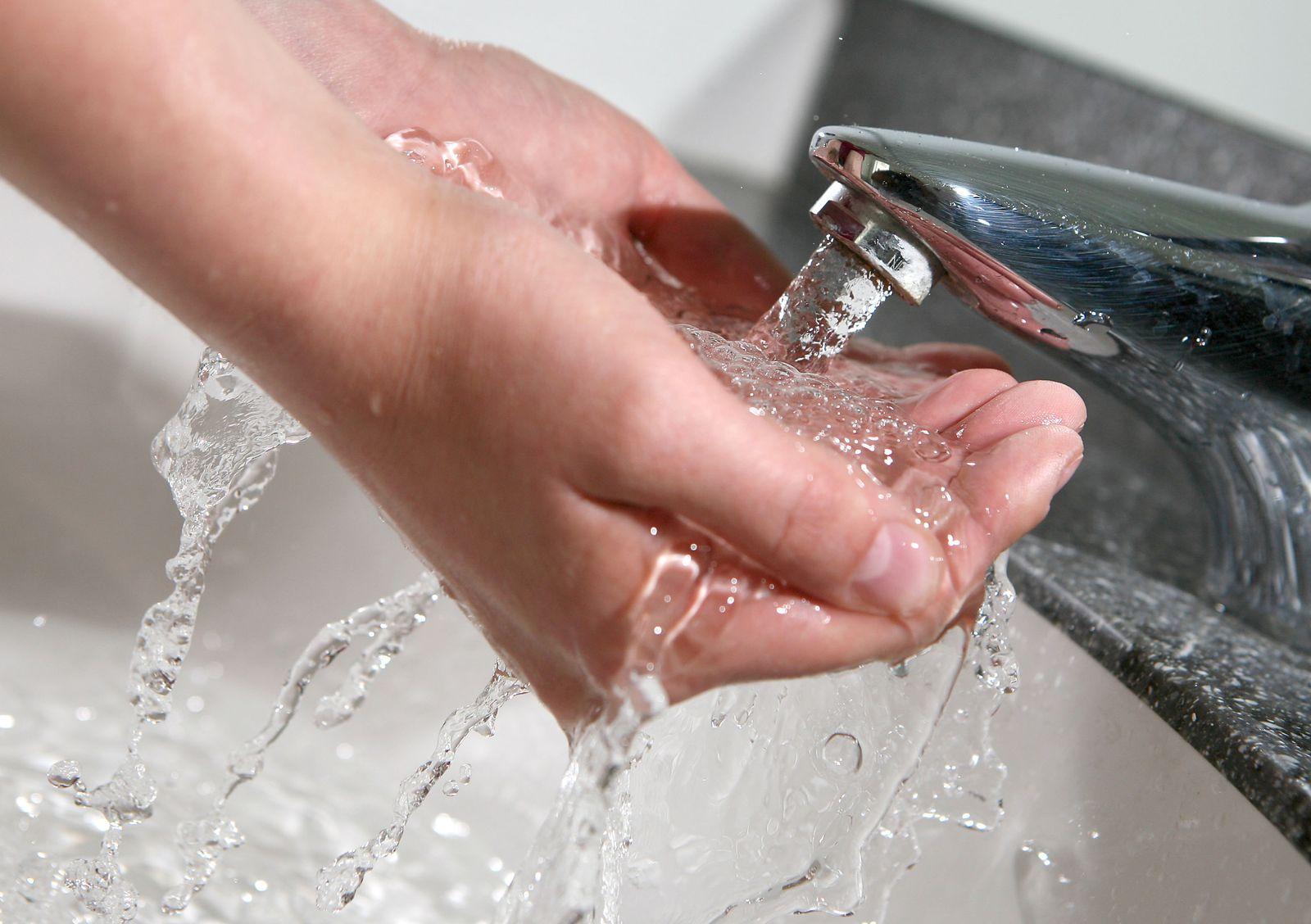 Sauberes Wasser / Trinkwasser