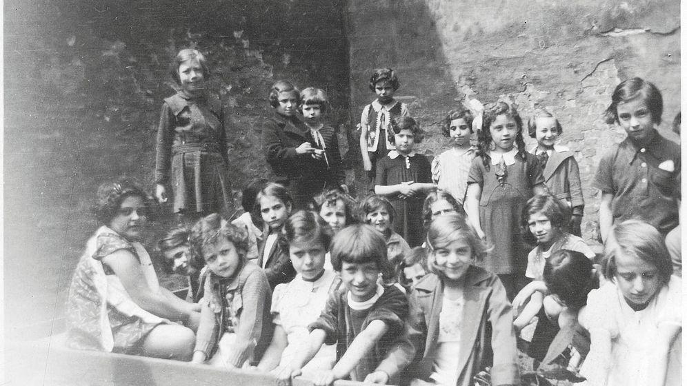 Das Ende der Kindheit: Novemberpogrom 1938