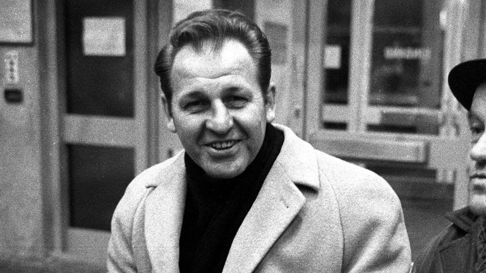 Ehemaliger Nationaltrainer: Markus Egen, hier 1969 in Garmisch