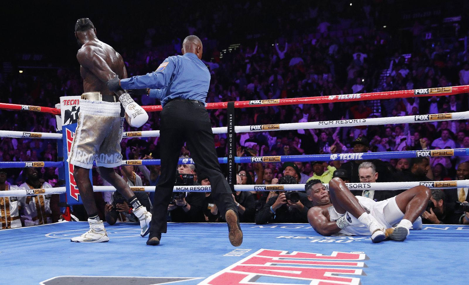 Wilder Ortiz Boxing
