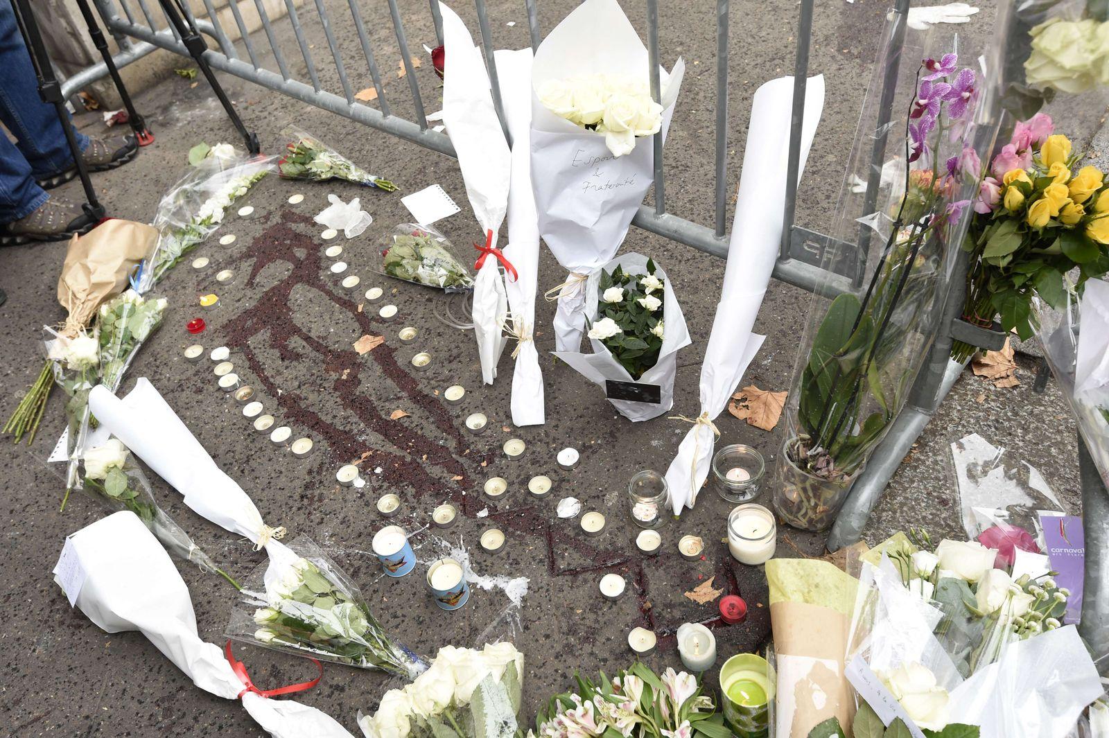Frankreich/ Paris/ Terroranschlag/ 13Sep15