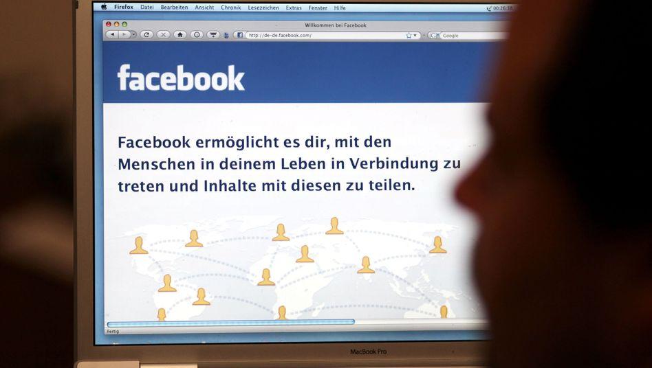 Facebook-Nutzer: Datenschützer fordert Löschung biometrischer Daten