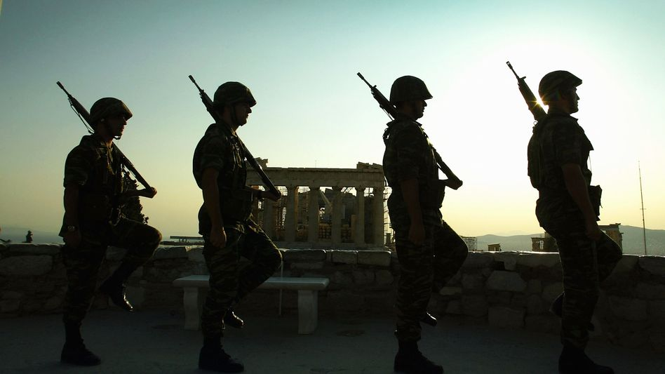 Despite the need to rein in spending, Greece has been slow to cut its military budget.