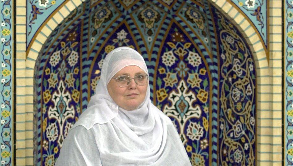 Leitet die deutschsprachige Gemeinde der Hamburger Imam-Ali-Moschee: Halima Krausen