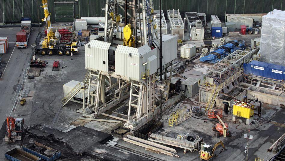 Geothermie-Bohrung in Basel (im Januar 2007): Freispruch für Projektleiter