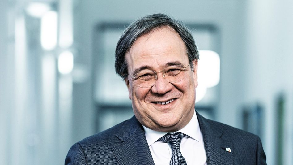 "CDU-Politiker Laschet:""Nicht immer alles verbieten"""