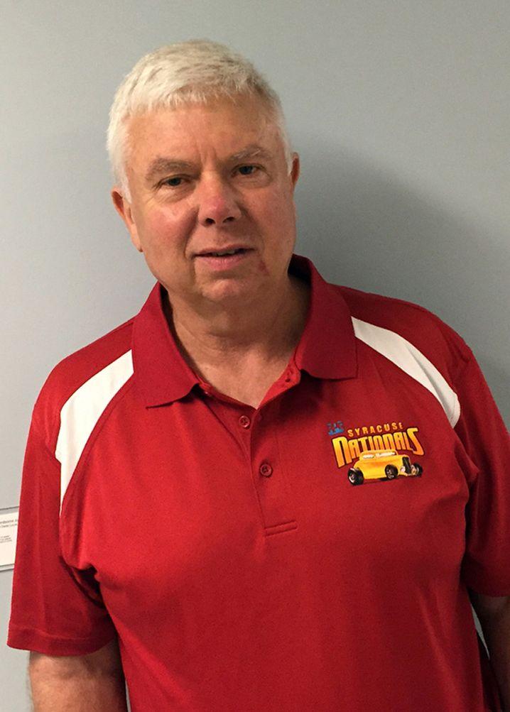 Canadian plane crash investigator Larry Vance