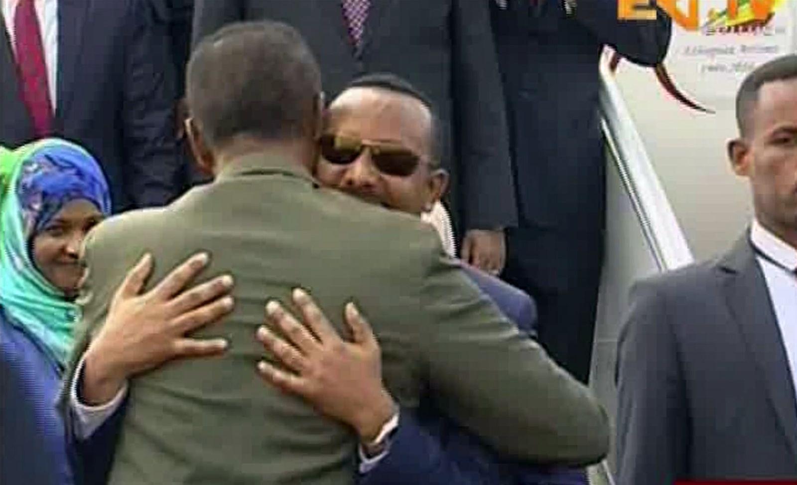 Äthiopien und Eritrea