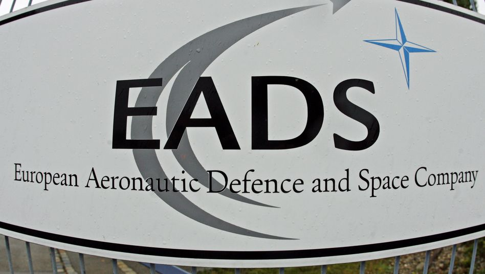 The EADS merger with BAE is officially off.