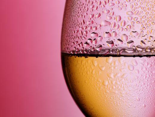 Gute Kabinettweine sind leicht und haben wenig Alkohol - ein super Aperitif