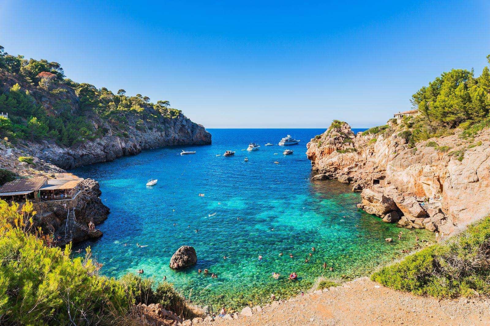 EINMALIGE VERWENDUNG Mallorca/ Strand/ rauchfrei