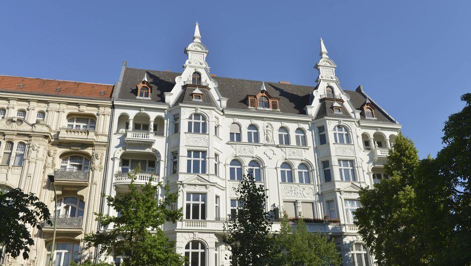 Begehrte Wohnlage in Berlin-Schöneberg
