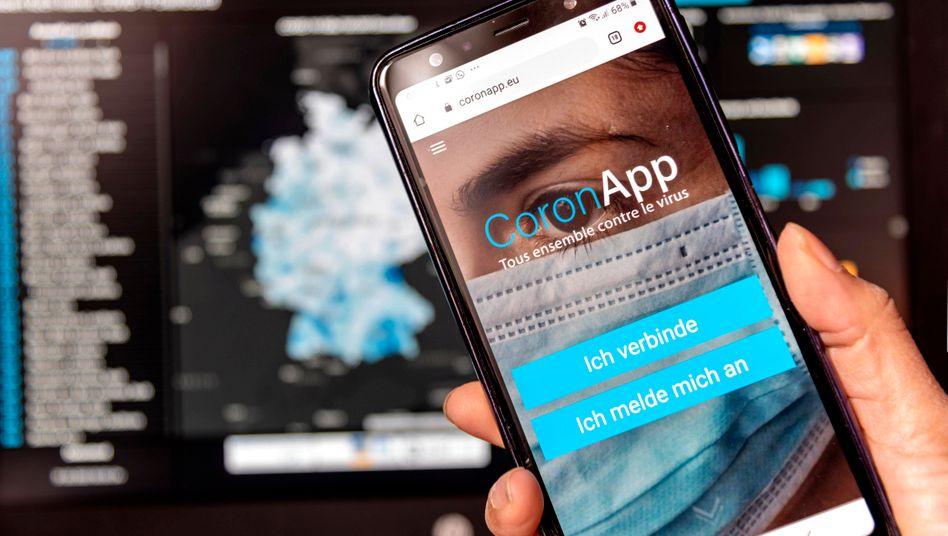 Kontakte nur auf Endgeräten speichern: Regierung will dezentrale Software-Architektur bei Corona-App