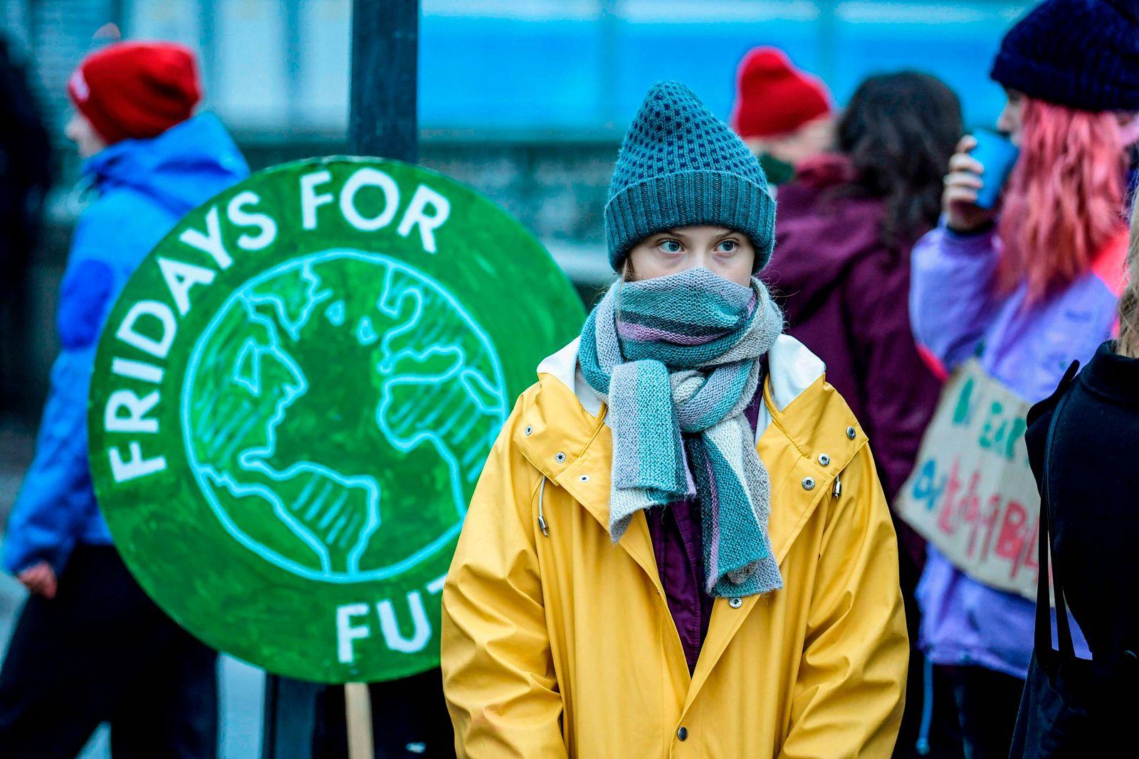 SWEDEN-POLITICS-ENVIRONMENT-CLIMATE-STRIKE