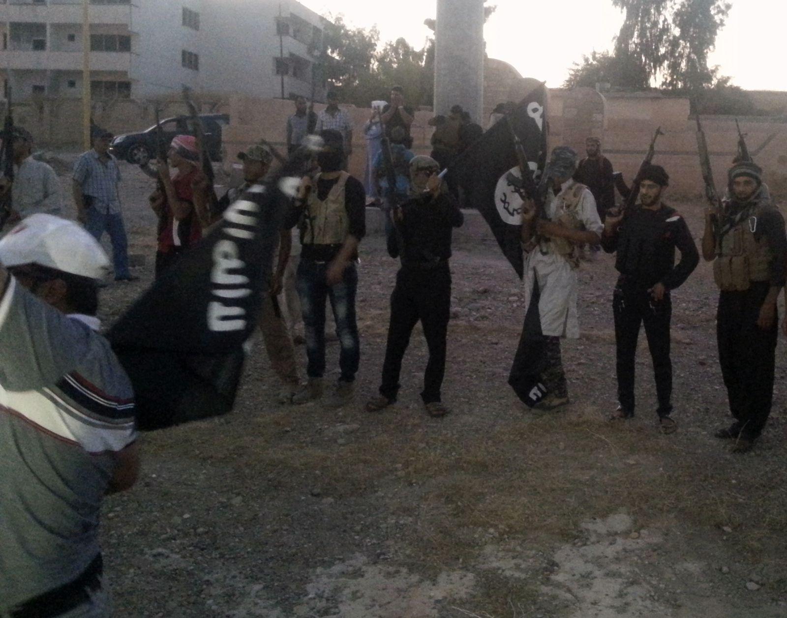 Irak/ ISIL-Kämpfer