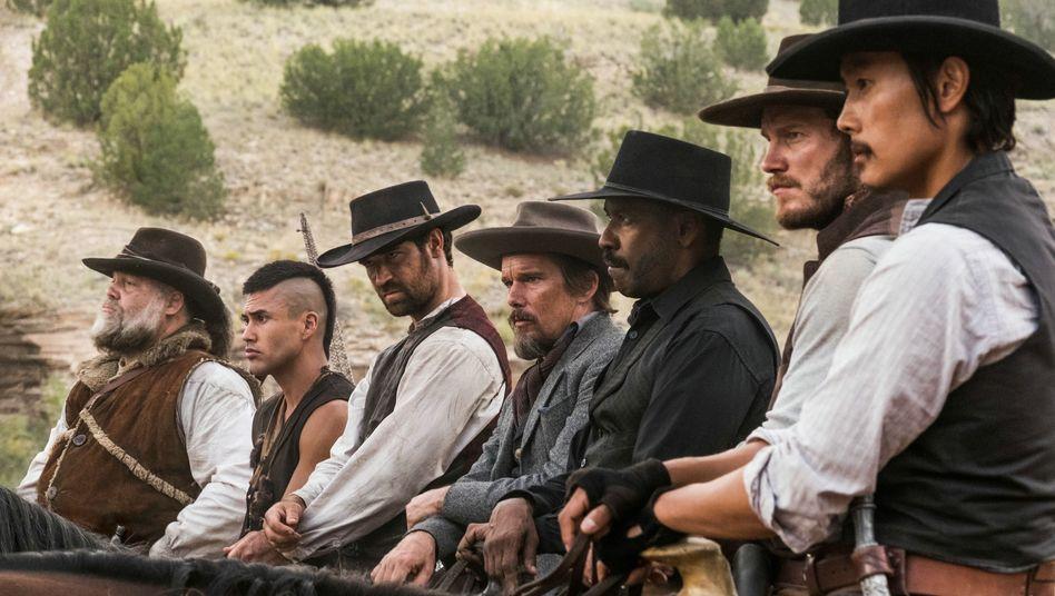"""Western-Remake """"Die glorreichen Sieben"""": Sie reiten (und ballern) wieder"""
