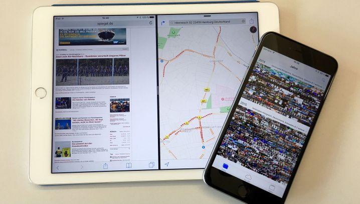 Neuerungen in iOS 9: Das erwartet Sie im iPhone-Update