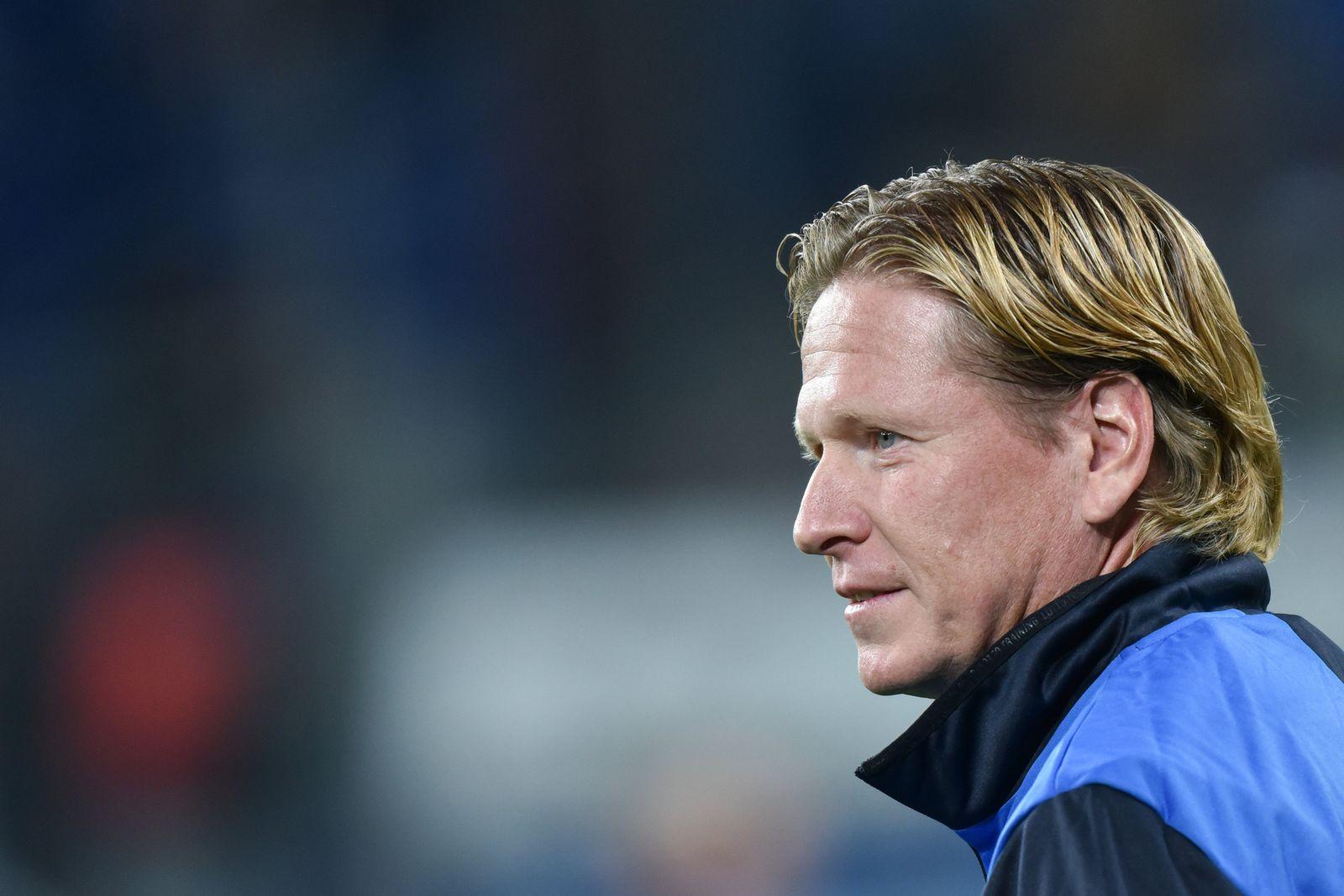 TSG Hoffenheim - Hamburger SV 0:1 - Markus Gisdol