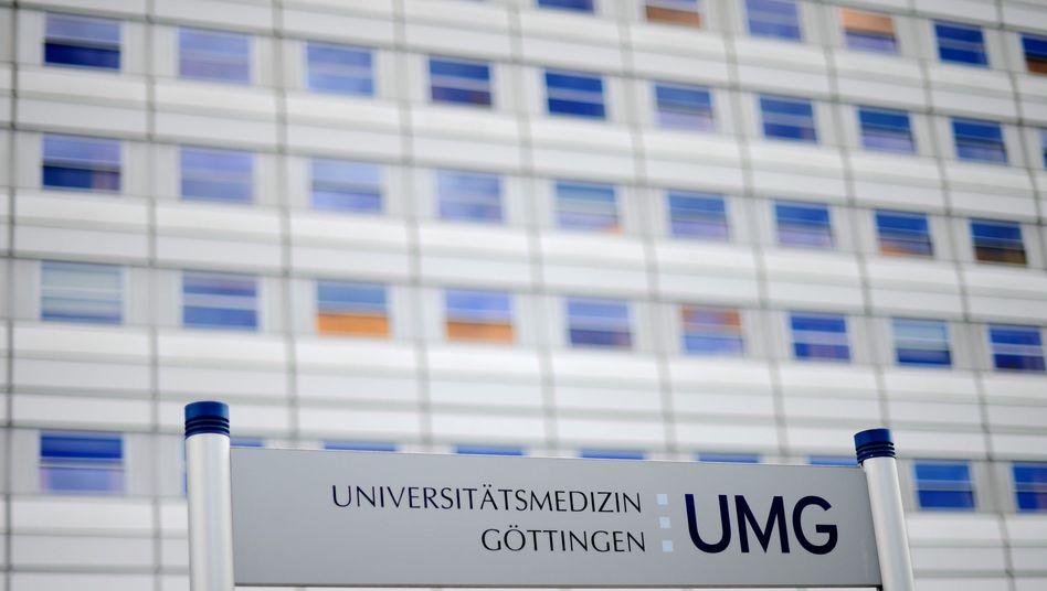 Die Universitätsmedizin Göttingen (UMG): Folgen des Organspende-Skandals sind noch nicht absehbar