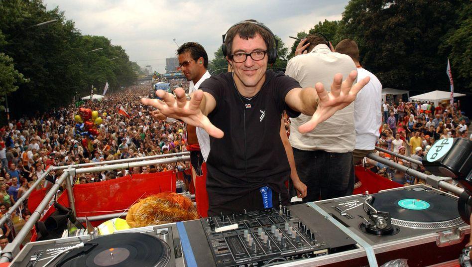 Leute: Dr. Motte will wieder Loveparade in Berlin