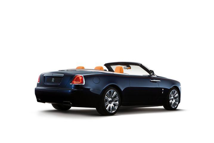 Rolls-Royce Dawn: 570 PS und skurrile Extras