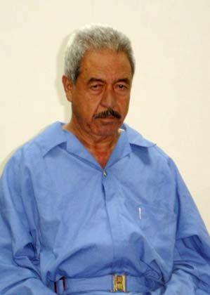 Ali Hassan al-Madschid (Archivfoto von 2005): Der ehemalige Minister wurde bereits zwei Mal zum Tode verurteilt.