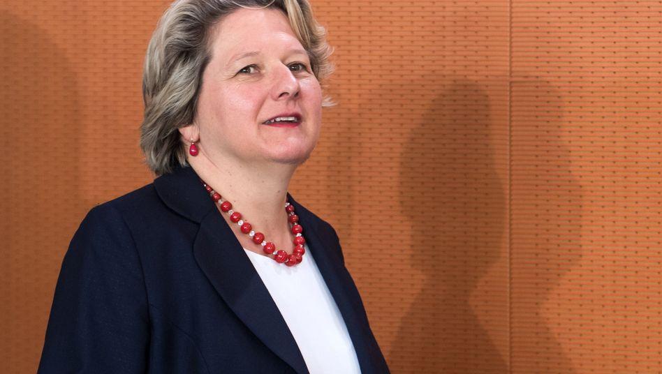 Svenja Schulze (SPD), Bundesumweltministerin