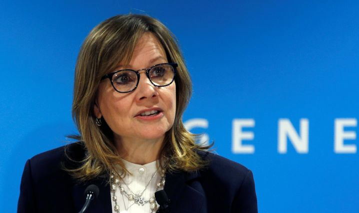 Mary Barra (Archivbild)