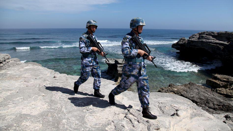 Südchinesisches Meer: USA werfen China Stationierung von Kampfjets vor