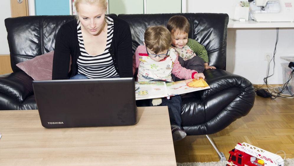 Unileben: Studieren mit Kindern