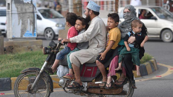 Rasantes Bevölkerungswachstum: Pakistan wächst und wächst und wächst