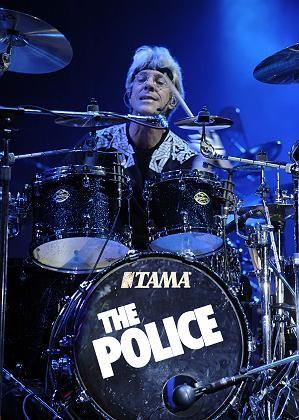 Police-Drummer Stewart Copeland: Schuften wie ein Sportprofi