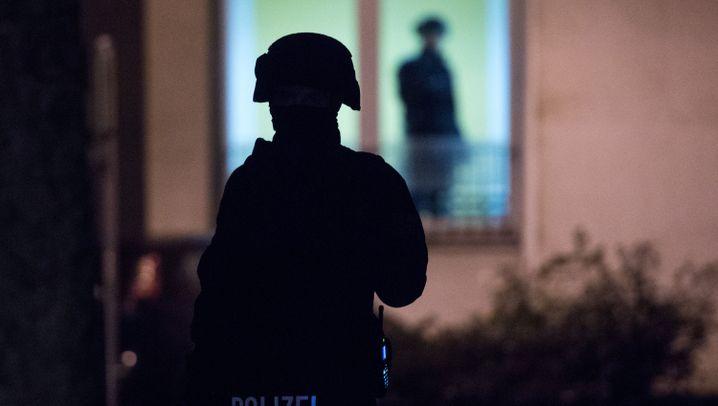 Großeinsatz in Chemnitz: Auf der Suche nach Jaber Albakr