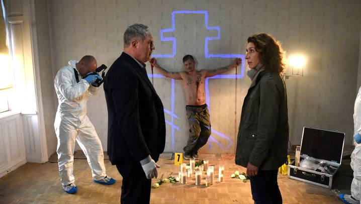 "Serienmörder-""Tatort"": Mörder mit Burn-out-Symptomen"
