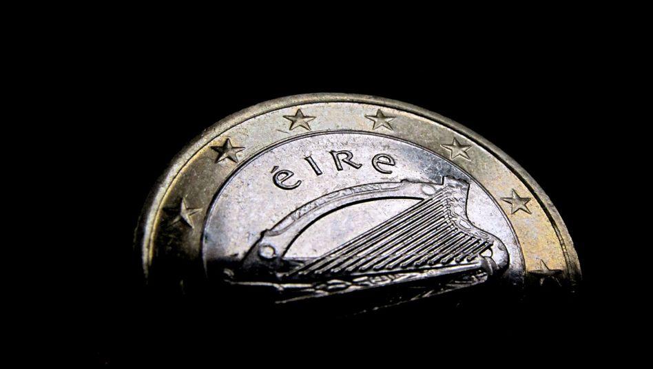 """Irische Euro-Münze: """"Keine sehr glaubwürdige Position"""""""
