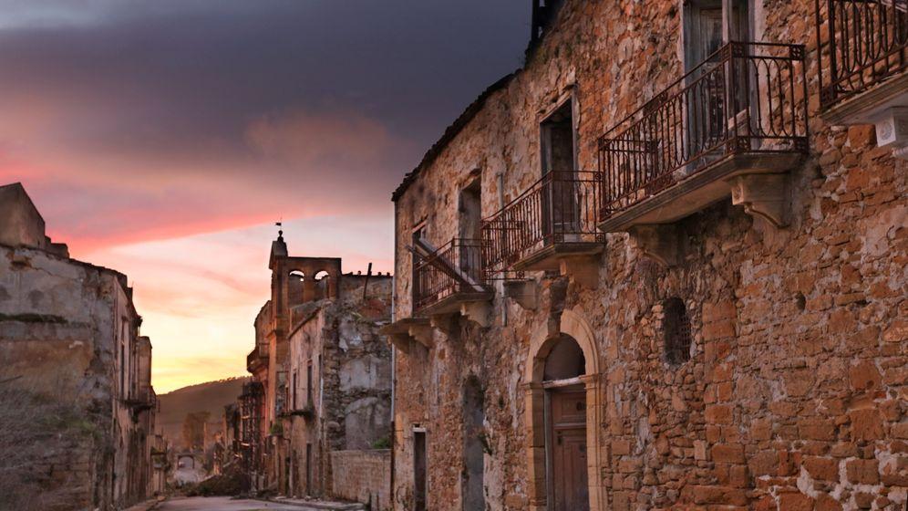 Italiens Geisterdörfer: Romantische Ruinen, einsame Eremiten