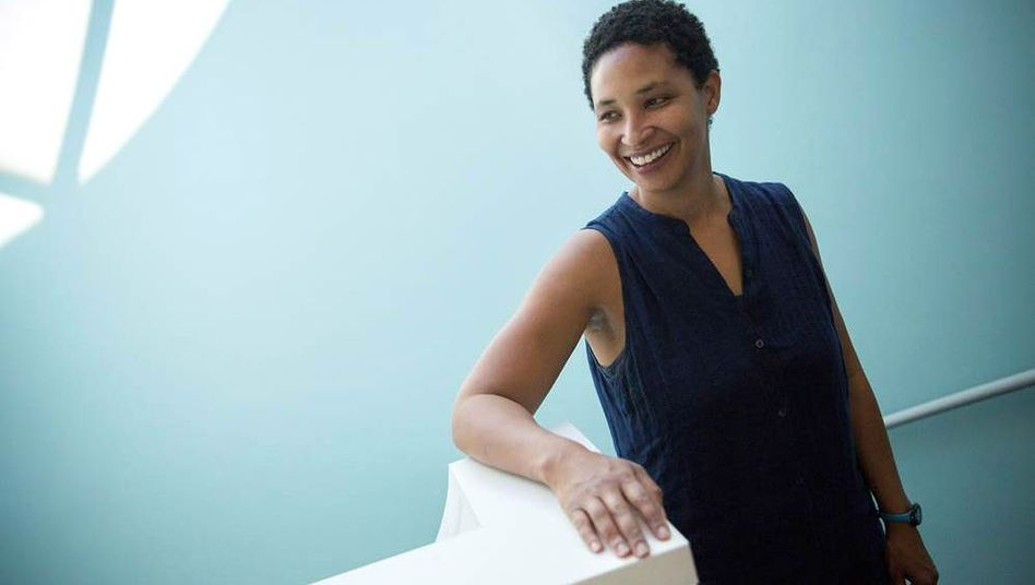 Harvard-Mitarbeiterin Danielle Allen